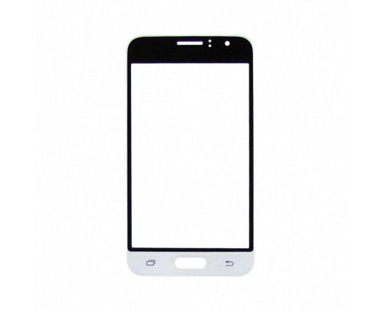 Стекло тачскрина для Samsung J120 Galaxy J1 (2016) чёрно-белое