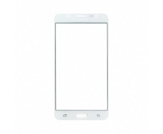 Стекло тачскрина для Samsung J510 Galaxy J5 (2016) белое