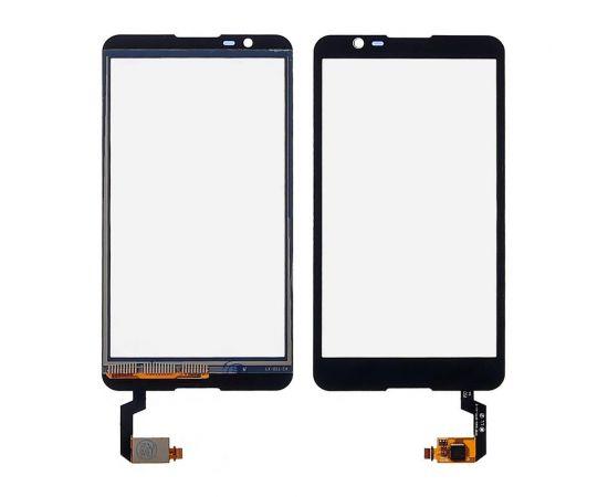 Тачскрин для Sony E2104/E2115 Xperia E4/E4 Dual чёрный