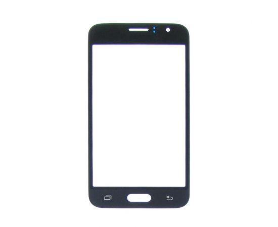 Стекло тачскрина для Samsung J120 Galaxy J1 (2016) чёрно-серое