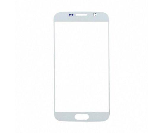 Стекло тачскрина для Samsung G930 Galaxy S7 белое с олеофобным покрытием, закалённое