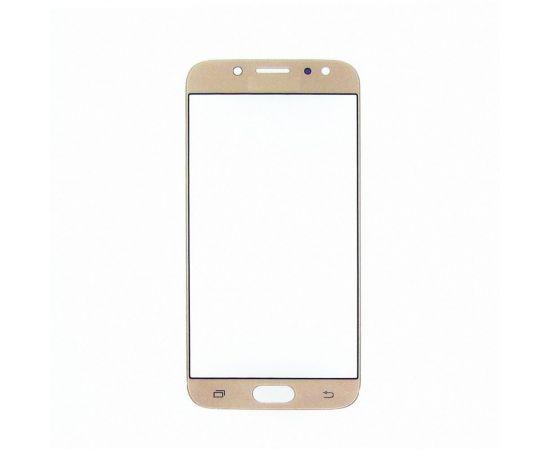 Стекло тачскрина для Samsung J530 Galaxy J5 (2017) золотистое