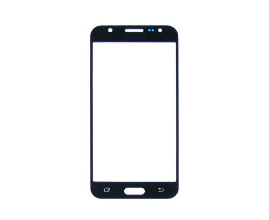 Стекло тачскрина для Samsung J500 Galaxy J5 чёрное