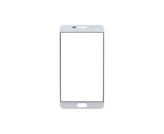 Стекло тачскрина для Samsung A710 Galaxy A7 (2016) белое