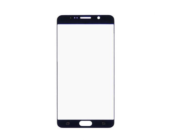 Стекло тачскрина для Samsung N920 Galaxy Note 5 чёрное