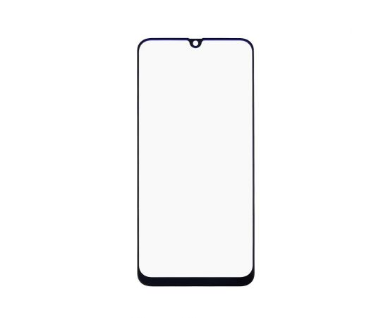 Стекло тачскрина для Samsung A305/A505/A507/M307/M215/M315 Galaxy A30/A50/A50S/M30S (2019)/M21/M31 (2020) чёрное
