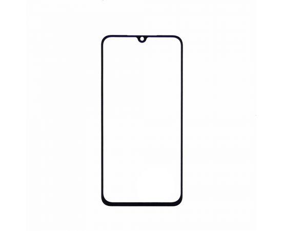 Стекло тачскрина для Xiaomi Mi9 SE чёрное с олеофобным покрытием, закалённое