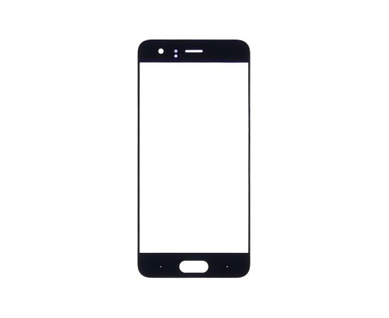 Стекло тачскрина для Huawei Honor 9 (STF-L09, STF-L19) чёрное