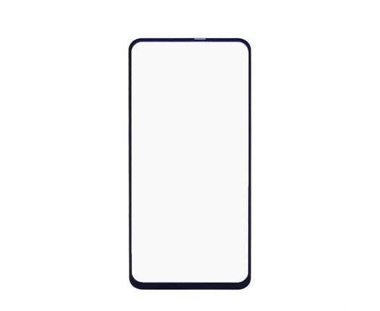 Стекло тачскрина для Samsung A606/ M405 Galaxy A60/ M40 (2019) чёрное с олеофобным покрытием, закалённое