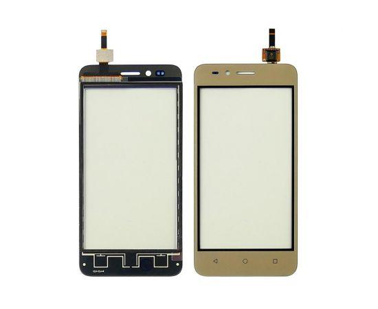 Тачскрин для Huawei Y3 II (4G)/ (LUA-L21) золотистый