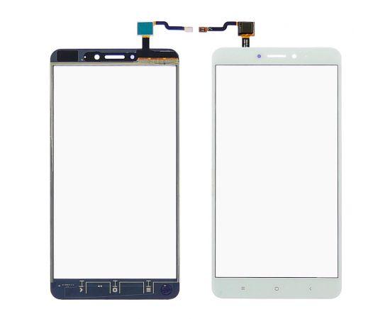 Тачскрин для Xiaomi Mi Max 2 белый