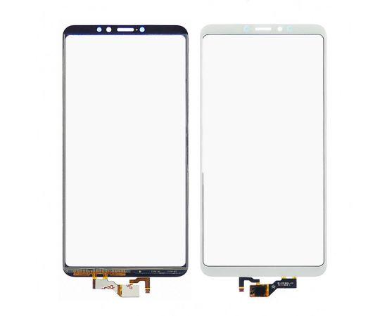 Тачскрин для Xiaomi Mi Max 3 белый