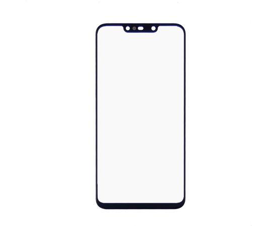 Стекло тачскрина для Huawei Mate 20 Lite (2019) чёрное