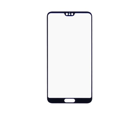 Стекло тачскрина для Huawei P20Pro чёрное