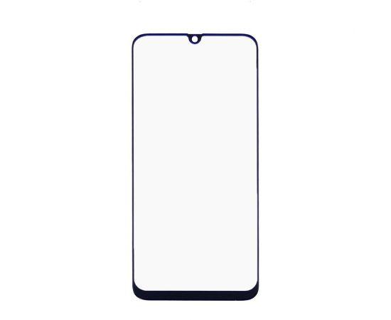Стекло тачскрина для Samsung A205/A307 Galaxy A20 (2019)/A30S (2019) чёрное с олеофобным покрытием, закалённое