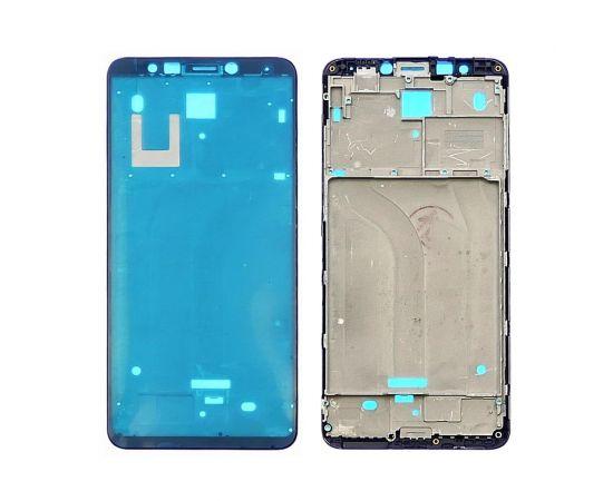 Дисплейная рамка для Xiaomi Redmi 5 чёрная
