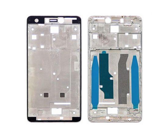 Дисплейная рамка для Xiaomi Redmi Note 4X (Snapdragon) белая