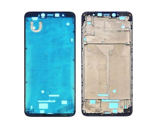 Дисплейная рамка для Xiaomi Redmi S2 чёрная