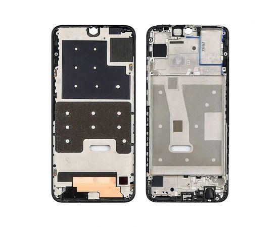 Дисплейная рамка для Huawei P Smart (2019) чёрная