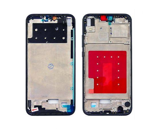 Дисплейная рамка для Huawei P20 Lite/Nova 3E чёрная