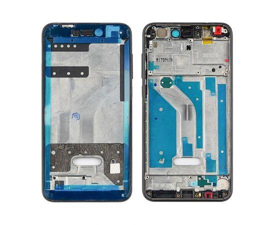 Дисплейная рамка для Huawei P9 Lite (2017)/P8 Lite (2017) чёрная