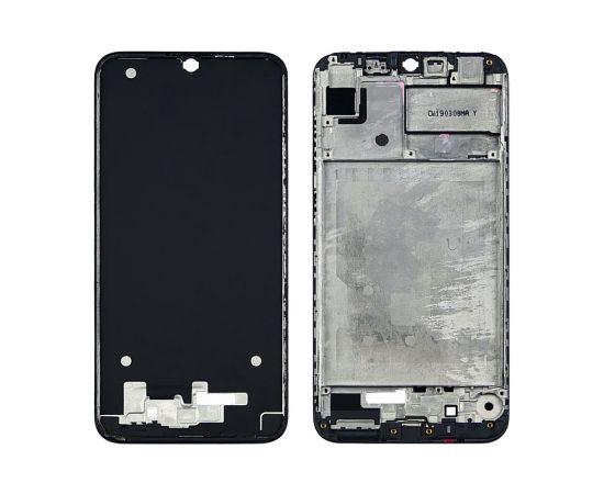 Дисплейная рамка для Huawei Y7 (2019) чёрная