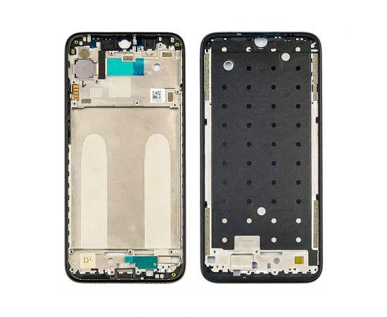 Дисплейная рамка для Xiaomi Redmi Note 7 чёрная