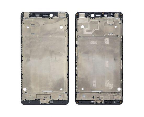 Дисплейная рамка для Xiaomi Mi Max чёрная