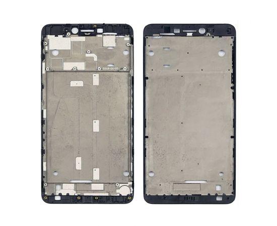 Дисплейная рамка для Xiaomi Mi Max 2 чёрная