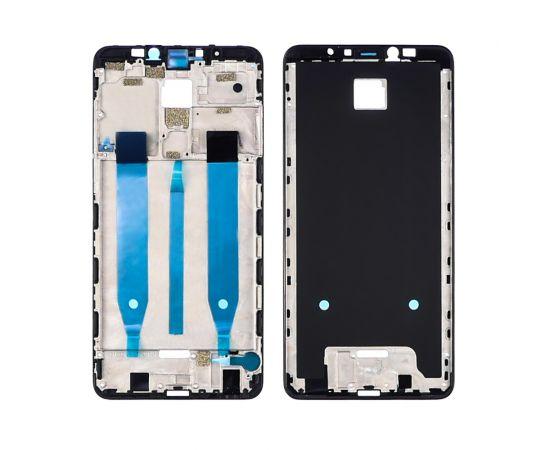 Дисплейная рамка для Meizu M8 Note чёрная