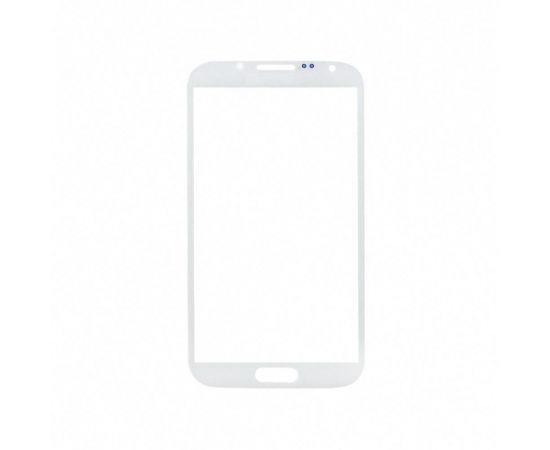 Стекло тачскрина для Samsung N7100 Galaxy Note2 белое