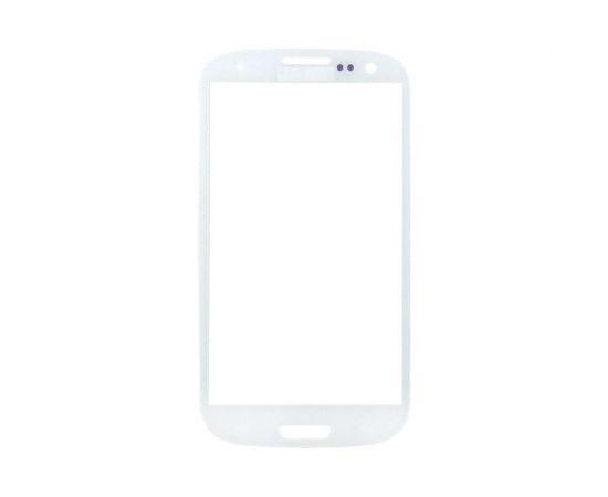Стекло тачскрина для Samsung i9300 Galaxy S3 белое