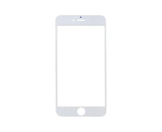 Стекло тачскрина для Apple iPhone 6 Plus белое HC