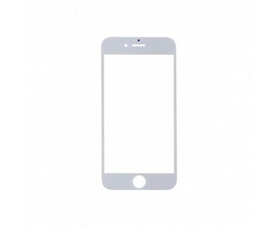 Стекло тачскрина для Apple iPhone 6 белое HC