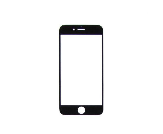 Стекло тачскрина для Apple iPhone 6 чёрное HC