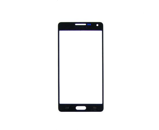 Стекло тачскрина для Samsung A500 Galaxy A5 чёрное