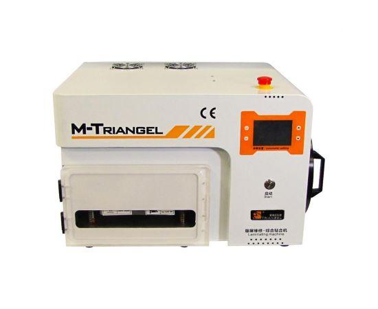 {[ru]:Аппарат с вакуумным ламинатором и автоклавом M-Triangel MT-102 9&