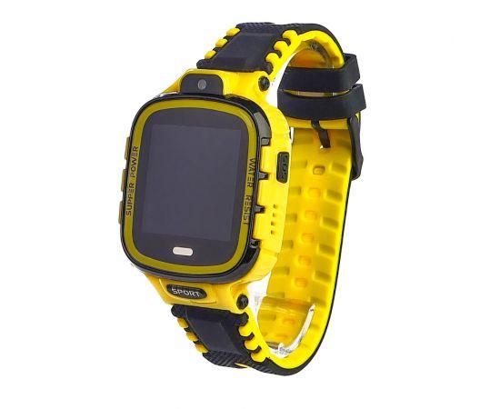Детские смарт часы TD26 жёлтые