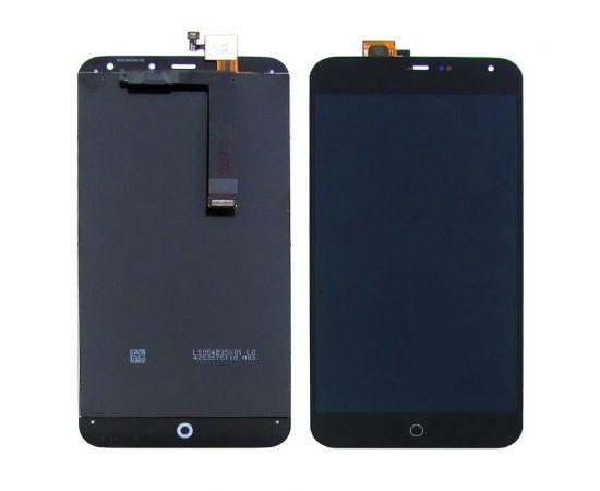 Дисплей для Meizu MX4 с чёрным тачскрином