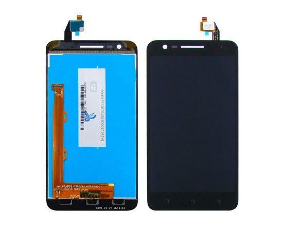 Дисплей для Lenovo C2 с чёрным тачскрином