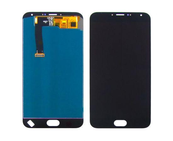 Дисплей для Meizu MX5 с чёрным тачскрином OLED
