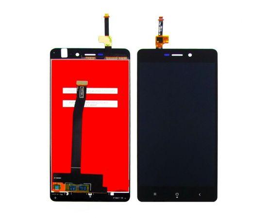 Дисплей для Xiaomi Redmi 3 с чёрным тачскрином