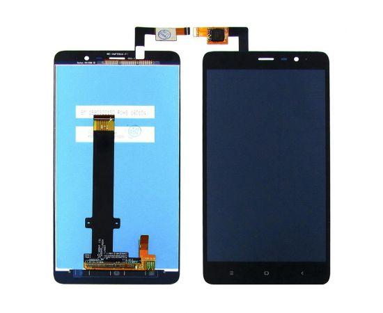 Дисплей для Xiaomi Redmi Note 3 с чёрным тачскрином