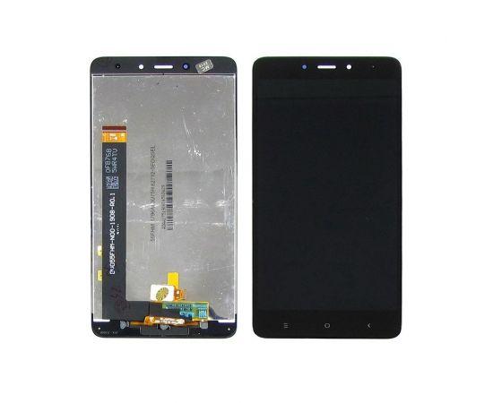 Дисплей для Xiaomi Redmi Note 4 с чёрным тачскрином