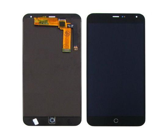 Дисплей для Meizu M1 Note с чёрным тачскрином