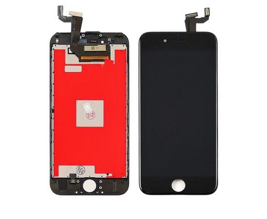 Дисплей для Apple iPhone 6s с чёрным тачскрином HC