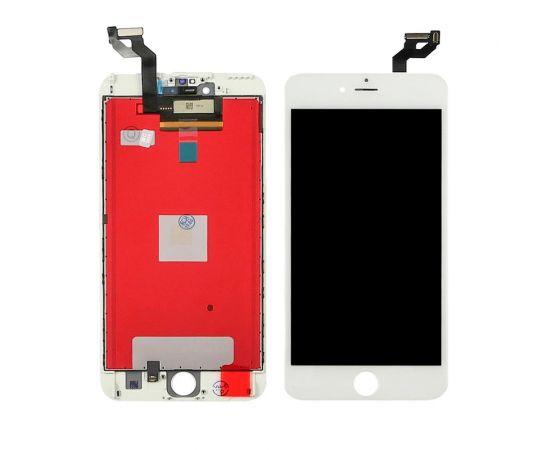 Дисплей для Apple iPhone 6s Plus с белым тачскрином HC