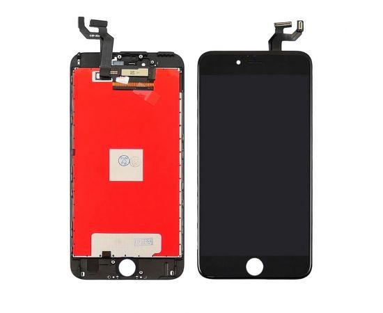 Дисплей для Apple iPhone 6s Plus с чёрным тачскрином HC