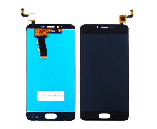 Дисплей для Meizu M5 с чёрным тачскрином