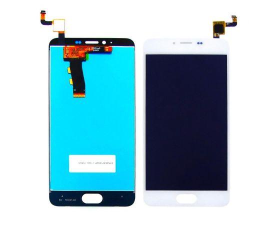 Дисплей для Meizu M5 с белым тачскрином